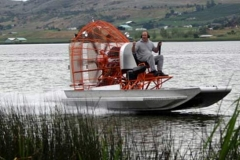 15 x 8 Ice Airboat