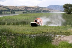 Airboat Transition
