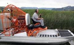 Airboat Perch