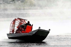 Airboat Fast and Furious
