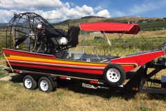 Airboat Bimini Feature
