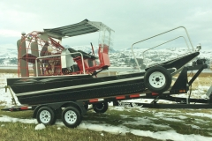 18 x 8 Ice Work Airboat
