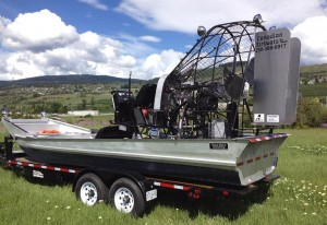 Avatar airboat