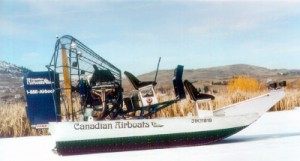ice airboats