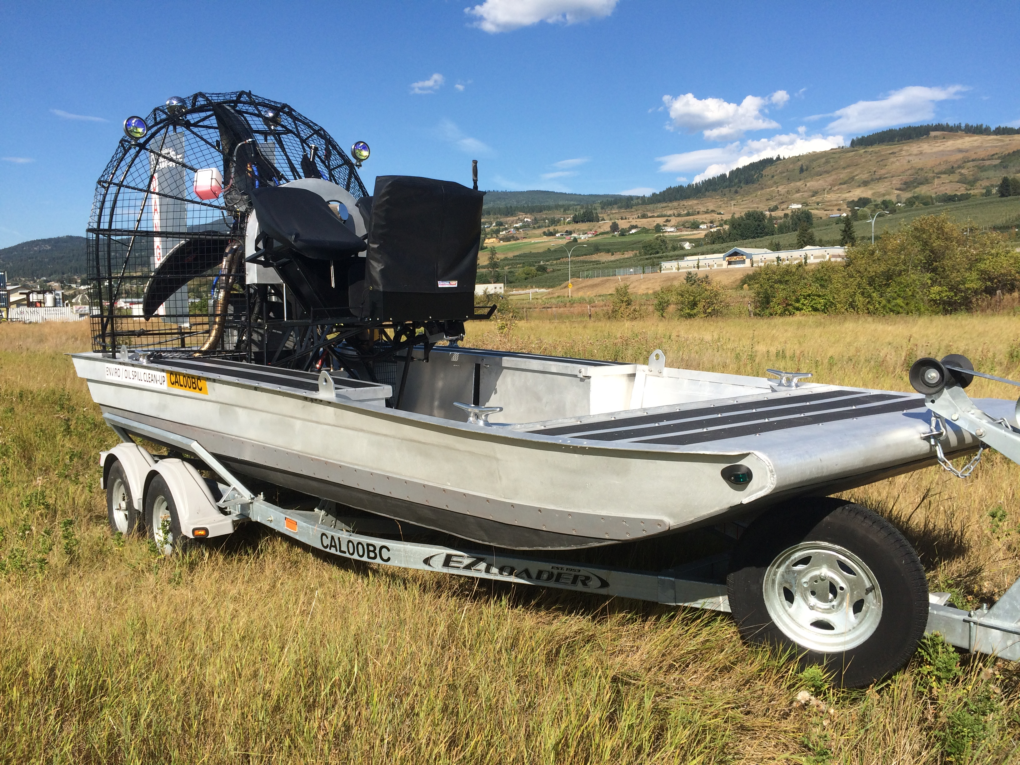 Airboat Trailer Plans   Free Boat Plans TOP