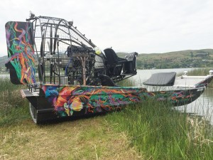 Customize Your Airboat