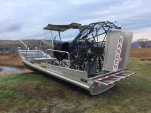 Canadian Airboats - 19 x 8'