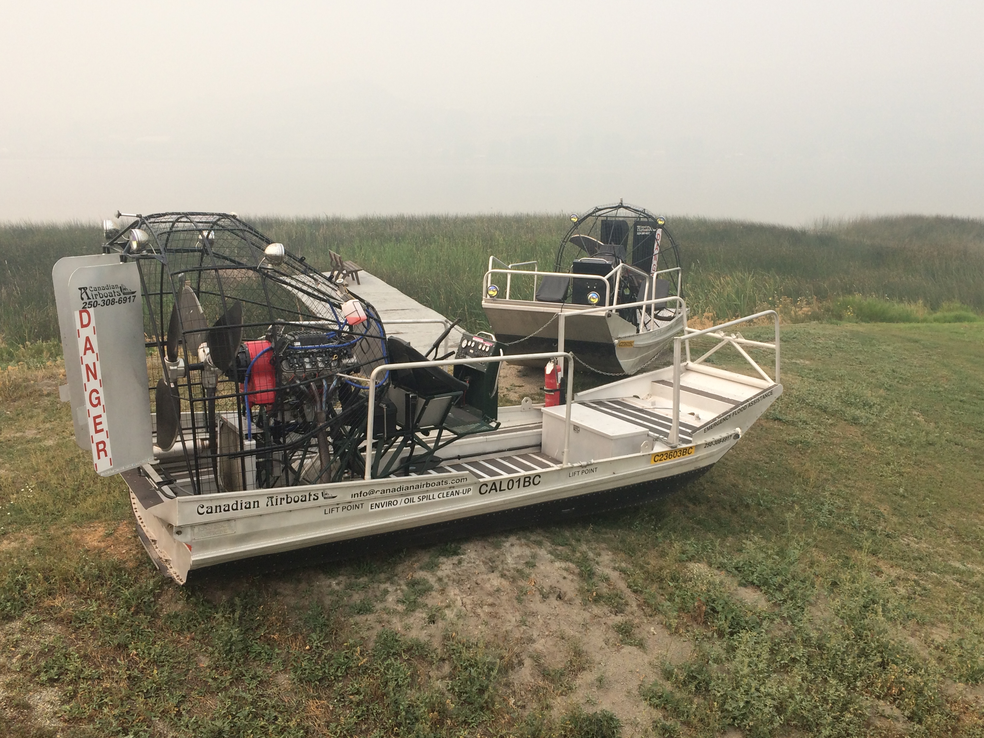 Pre Owned Airboats