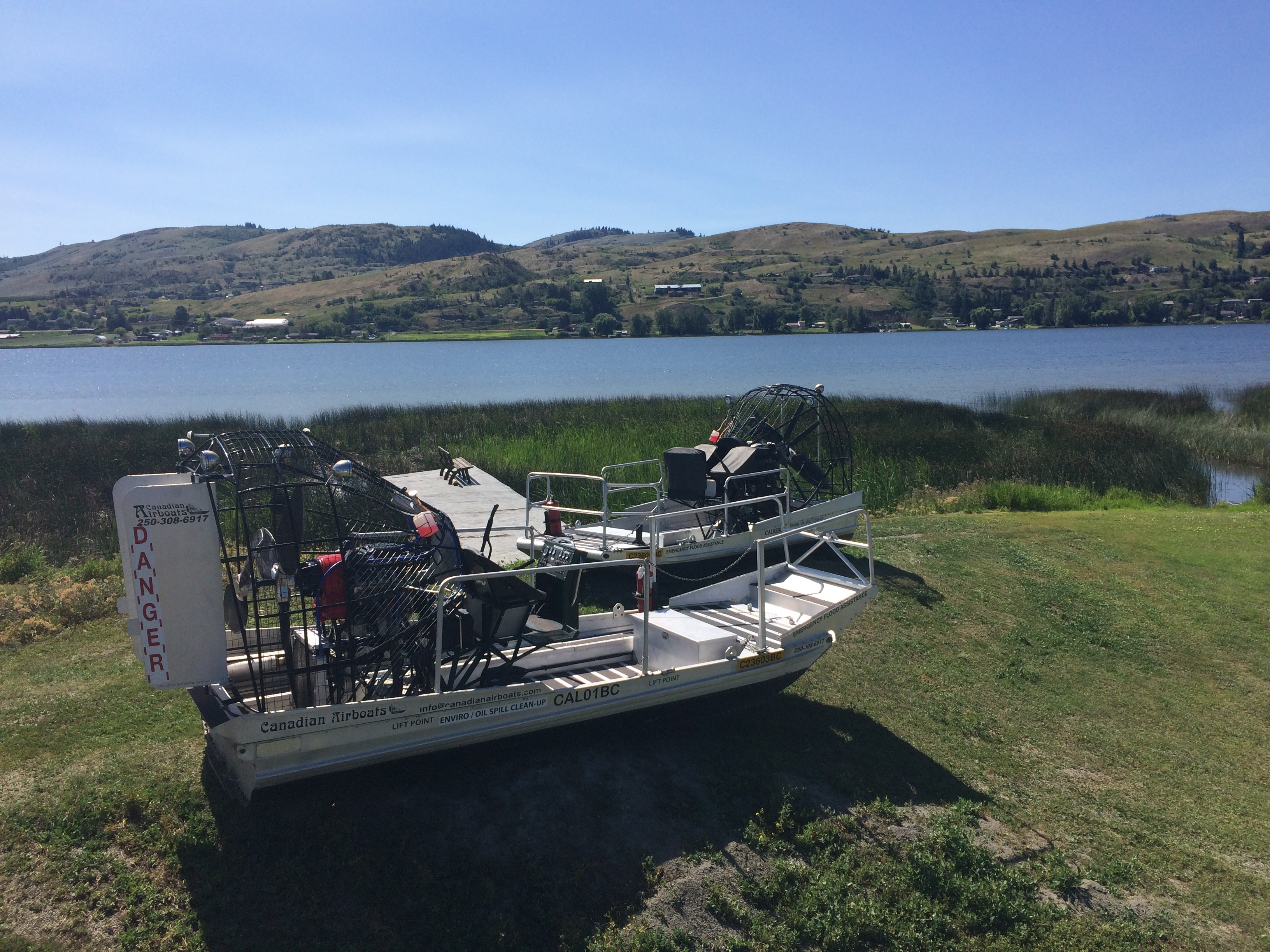 Pre-Owned Airboats