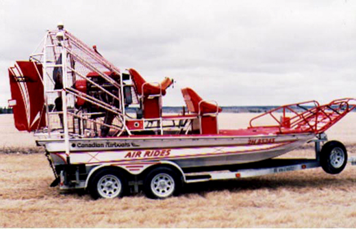 Working Airboats  