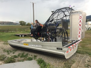 Canadian Airboats Homepage Making The