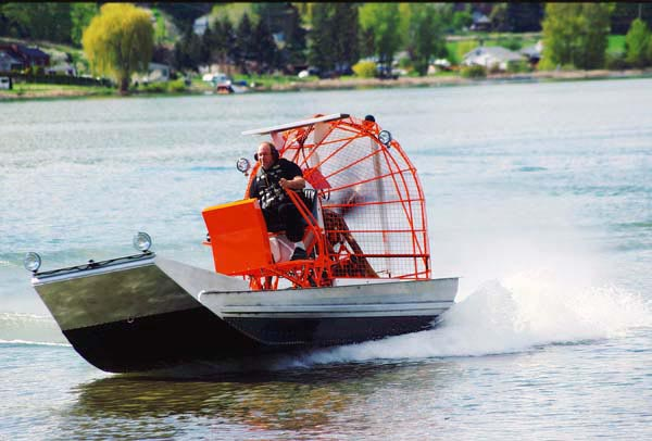Canadian Airboats FAQ