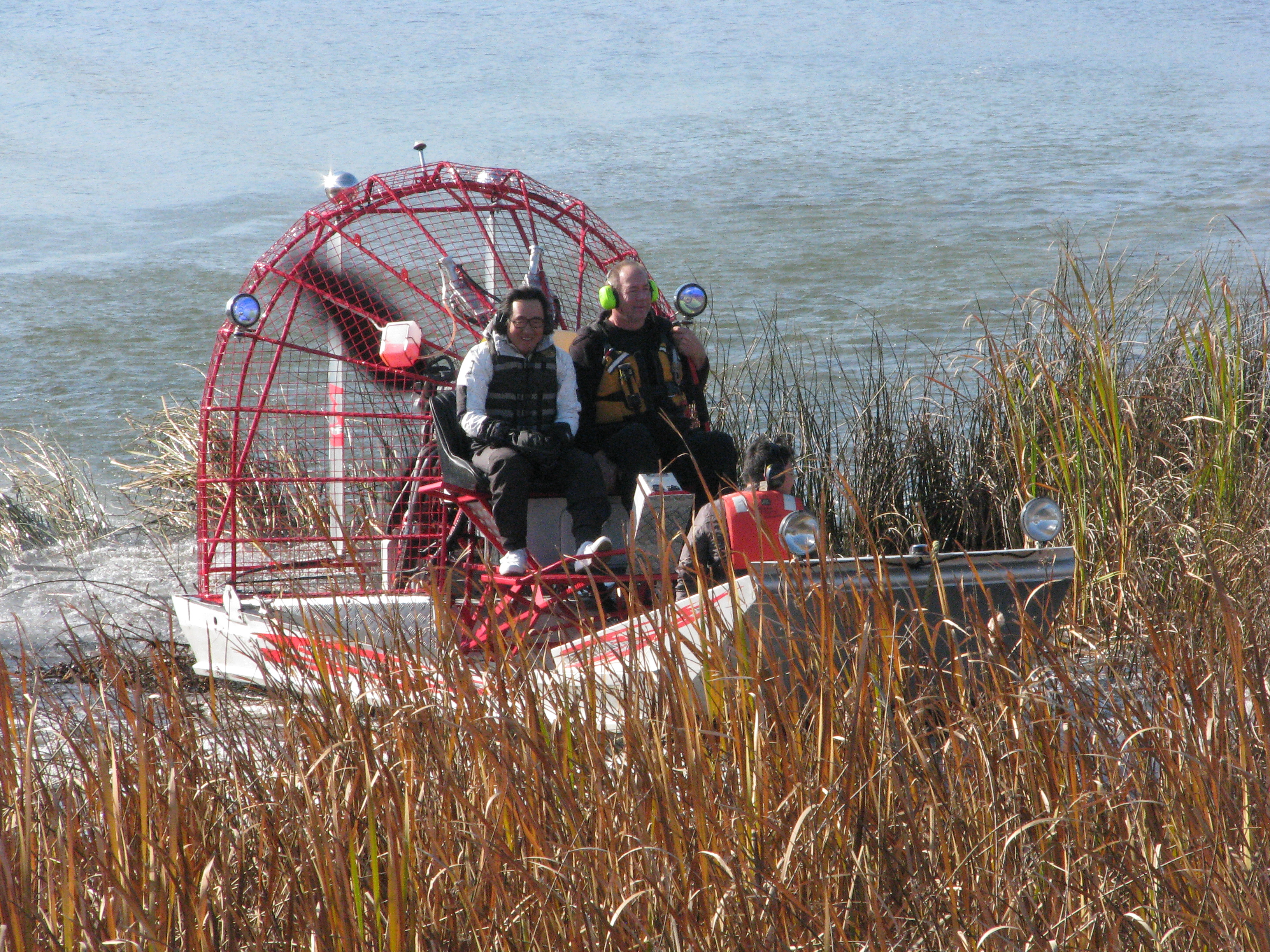 Canadian Airboats Airboat Tours