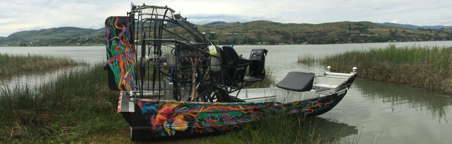 Canadian Airboats Homepage  Making the Best Airboats Better